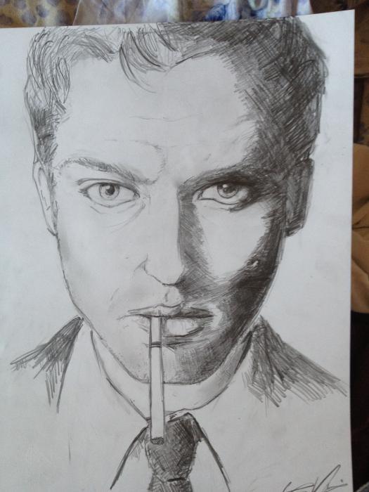Jude Law by biondo188